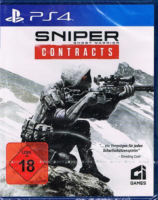 Einfach und sicher online bestellen: Sniper Ghost Warrior Contracts (AT-PEGI) in Österreich kaufen.