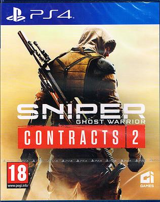 Einfach und sicher online bestellen: Sniper Ghost Warrior Contracts 2 (PEGI) in Österreich kaufen.