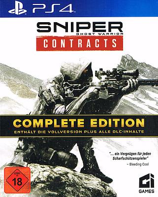 Einfach und sicher online bestellen: Sniper Ghost Warrior Contracts Complete Edition in Österreich kaufen.