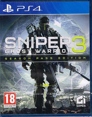 Einfach und sicher online bestellen: Sniper: Ghost Warrior 3 + Season Pass (PEGI) in Österreich kaufen.