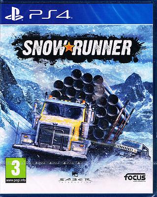 Einfach und sicher online bestellen: SnowRunner (AT-PEGI) in Österreich kaufen.