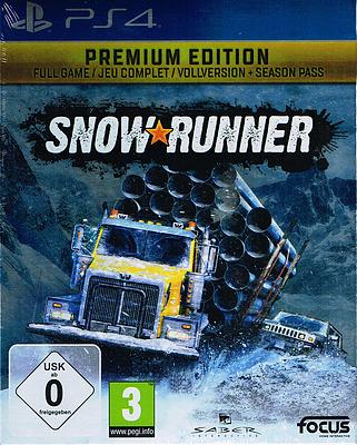 Einfach und sicher online bestellen: SnowRunner Premium Edition in Österreich kaufen.