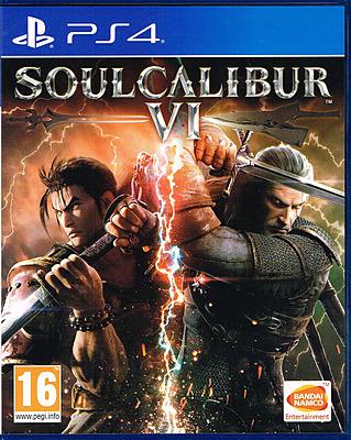 Einfach und sicher online bestellen: Soulcalibur VI (AT-PEGI) in Österreich kaufen.