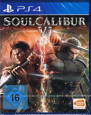 Einfach und sicher online bestellen: Soulcalibur VI in Österreich kaufen.