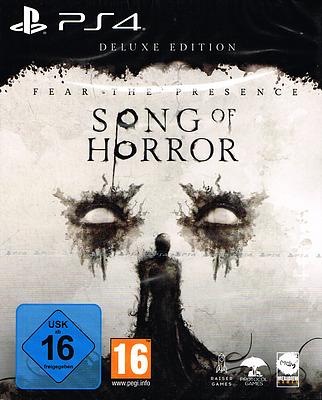 Einfach und sicher online bestellen: Song of Horror Deluxe Edition in Österreich kaufen.