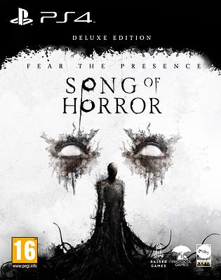 Einfach und sicher online bestellen: Song of Horror Deluxe Edition (PEGI) in Österreich kaufen.