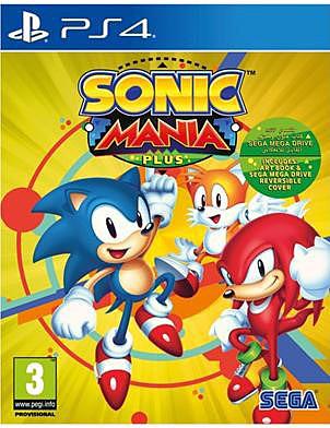 Einfach und sicher online bestellen: Sonic Mania Plus (PEGI) in Österreich kaufen.
