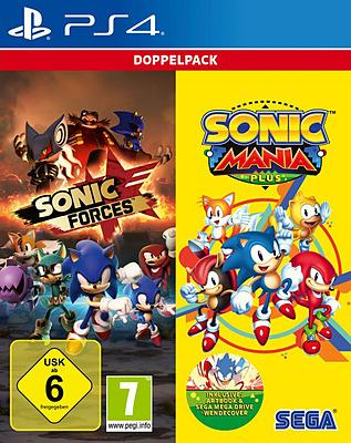 Einfach und sicher online bestellen: Sonic Mania Plus + Sonic Forces Double Pack in Österreich kaufen.