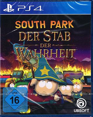 Einfach und sicher online bestellen: South Park: Der Stab der Wahrheit in Österreich kaufen.