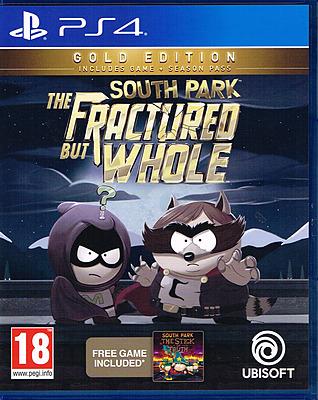 Einfach und sicher online bestellen: South Park: The Fractured but Whole Gold Edition in Österreich kaufen.