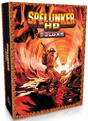 Einfach und sicher online bestellen: Spelunker HD Deluxe Collectors Edition in Österreich kaufen.