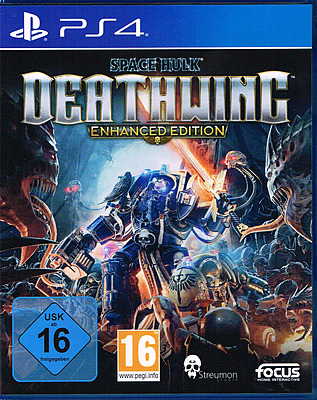 Einfach und sicher online bestellen: Deathwing: Space Hulk Enhanced Edition (AT-PEGI) in Österreich kaufen.