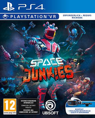 Einfach und sicher online bestellen: Space Junkies (AT-PEGI) in Österreich kaufen.