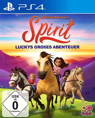 Einfach und sicher online bestellen: Spirit Luckys großes Abenteuer in Österreich kaufen.