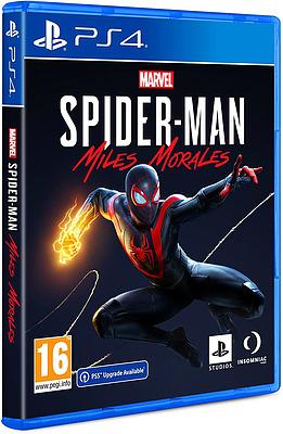 Einfach und sicher online bestellen: Spider-Man Miles Morales (PEGI) in Österreich kaufen.