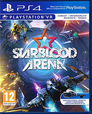 Einfach und sicher online bestellen: Starblood Arena (AT-PEGI) in Österreich kaufen.