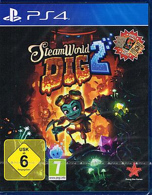 Einfach und sicher online bestellen: Steamworld Dig 2 in Österreich kaufen.