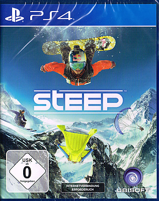 Einfach und sicher online bestellen: Steep + 4 DLCs in Österreich kaufen.