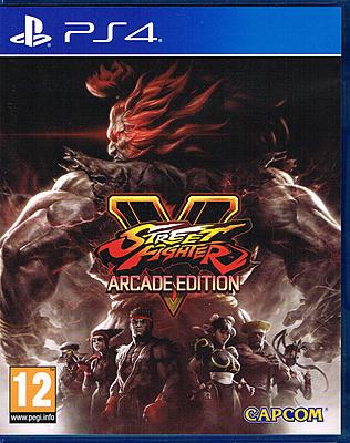 Einfach und sicher online bestellen: Street Fighter 5 Arcade Edition (PEGI) in Österreich kaufen.