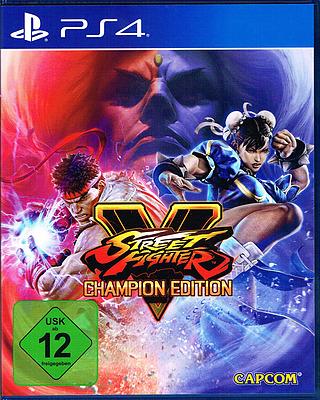 Einfach und sicher online bestellen: Street Fighter 5 Champions Edition in Österreich kaufen.