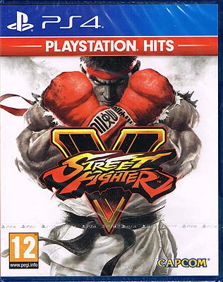 Einfach und sicher online bestellen: Street Fighter 5 Playstation Hits (PEGI) in Österreich kaufen.