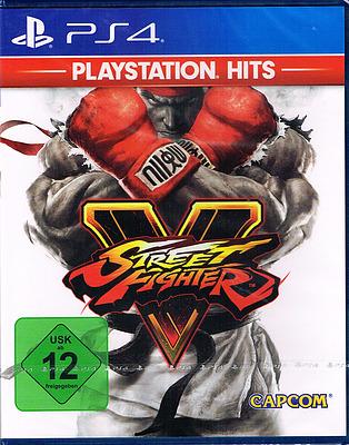 Einfach und sicher online bestellen: Street Fighter 5 PlayStation Hits in Österreich kaufen.