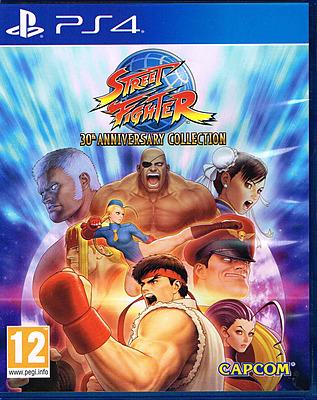 Einfach und sicher online bestellen: Street Fighter: 30th Anniversary Collection in Österreich kaufen.