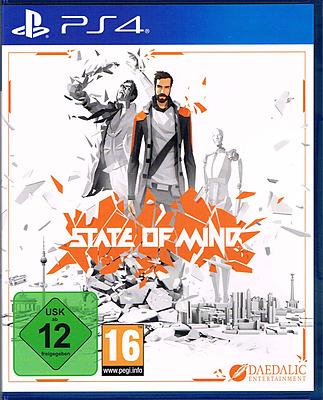 Einfach und sicher online bestellen: State of Mind in Österreich kaufen.