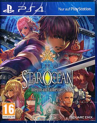 Einfach und sicher online bestellen: Star Ocean: Integrity and Faithlessness (AT-PEGI) in Österreich kaufen.