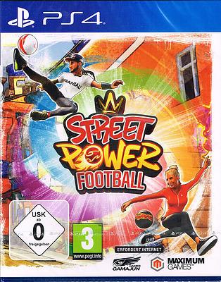 Einfach und sicher online bestellen: Street Power Football in Österreich kaufen.