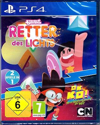 Einfach und sicher online bestellen: Steven Universe - Retter des Lichts in Österreich kaufen.