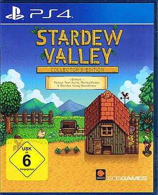 Einfach und sicher online bestellen: Stardew Valley Collectors Edition in Österreich kaufen.