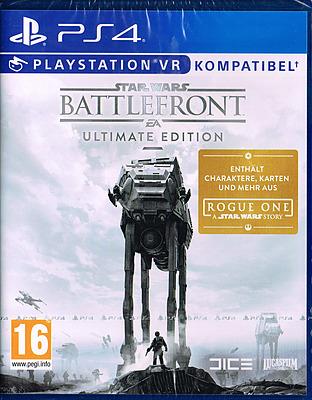 Einfach und sicher online bestellen: Star Wars: Battlefront Ultimate Edition (EU) in Österreich kaufen.