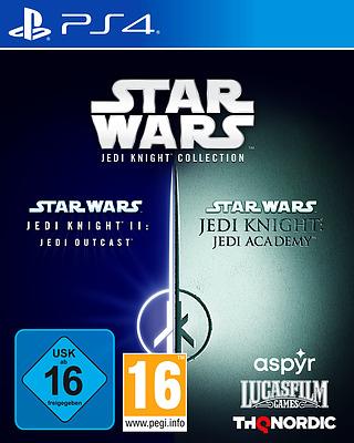 Einfach und sicher online bestellen: Star Wars Jedi Knight Collection in Österreich kaufen.