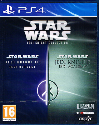Einfach und sicher online bestellen: Star Wars Jedi Knight Collection (PEGI) in Österreich kaufen.