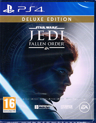 Einfach und sicher online bestellen: Star Wars Jedi: Fallen Order Deluxe Edition (AT) in Österreich kaufen.