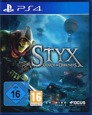 Einfach und sicher online bestellen: Styx: Shards of Darkness + 2 DLCs in Österreich kaufen.