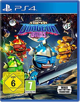 Einfach und sicher online bestellen: Super Dungeon Bros. in Österreich kaufen.