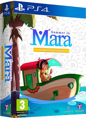 Einfach und sicher online bestellen: Summer in Mara Collectors Edition (PEGI) in Österreich kaufen.