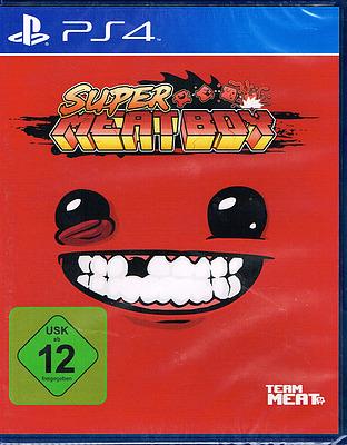 Einfach und sicher online bestellen: Super Meatboy in Österreich kaufen.