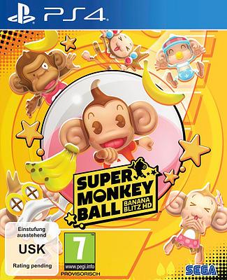 Einfach und sicher online bestellen: Super Monkey Ball Banana Blitz HD in Österreich kaufen.