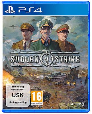 Einfach und sicher online bestellen: Sudden Strike 4 (EU-Import) in Österreich kaufen.