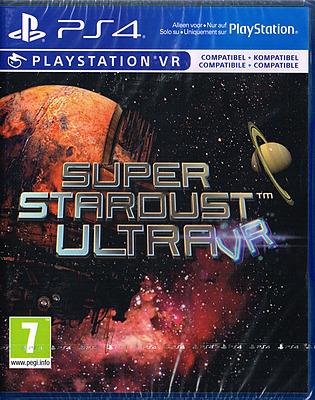 Einfach und sicher online bestellen: Super Stardust Ultra VR (AT-PEGI) in Österreich kaufen.