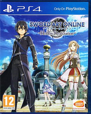 Einfach und sicher online bestellen: Sword Art Online: Hollow Realization in Österreich kaufen.