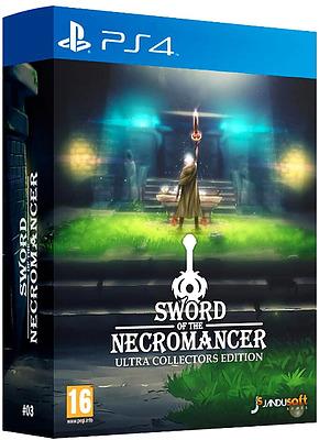 Einfach und sicher online bestellen: Sword of the Necromancer UltraCollectors (PEGI) in Österreich kaufen.
