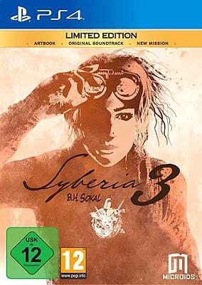 Einfach und sicher online bestellen: Syberia 3 Limited Edition in Österreich kaufen.