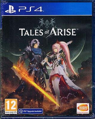 Einfach und sicher online bestellen: Tales of Arise + 2 Boni (AT-PEGI) in Österreich kaufen.