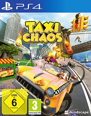 Einfach und sicher online bestellen: Taxi Chaos in Österreich kaufen.