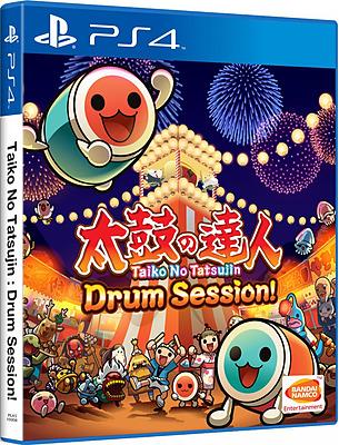 Einfach und sicher online bestellen: Taiko no Tatsujin: Drum Session! in Österreich kaufen.