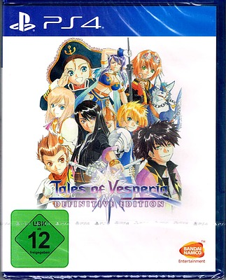 Einfach und sicher online bestellen: Tales of Vesperia - Definitive Edition (AT-PEGI) in Österreich kaufen.